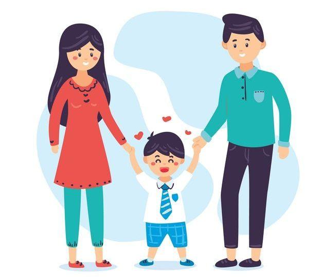 school-child-with-parents_23-2148193004