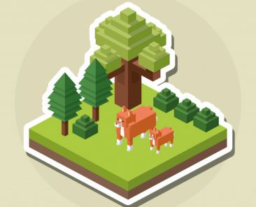 animal-design-isometric-nature-concept_18591-60011