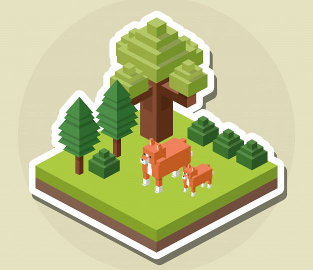animal-design-isometric-nature-concept_18591-60011